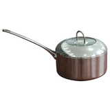 Stainless steel milk pan -1
