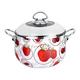 Soup pot milk pan-