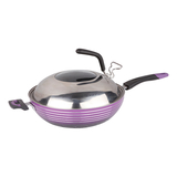 Colorful Diamond whirlwind Wok