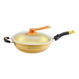 Energy-saving micro-pressure pot of gold - iron -SNTIC-34-19