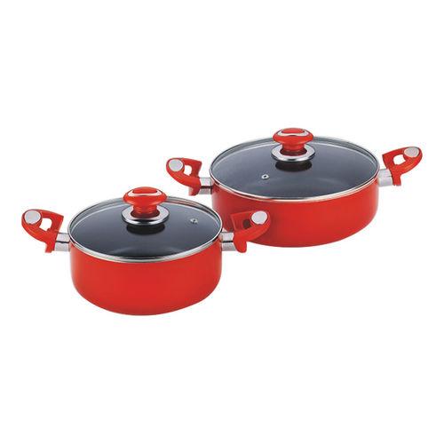Aluminum Cookware(Non-stick colour series set)-4NCS-4CS-C_3