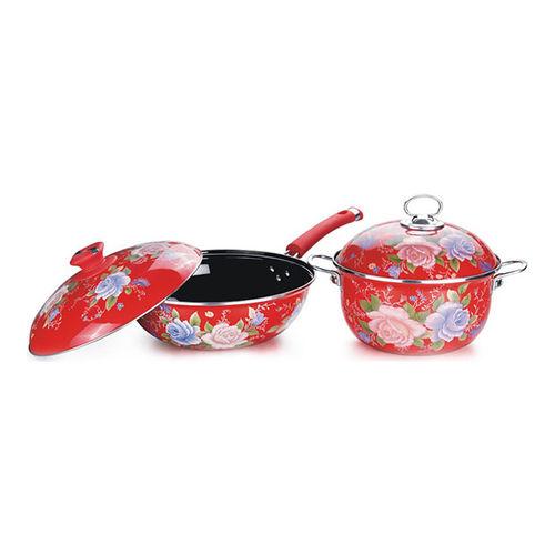 Enamel Cookware Set-ECS-010