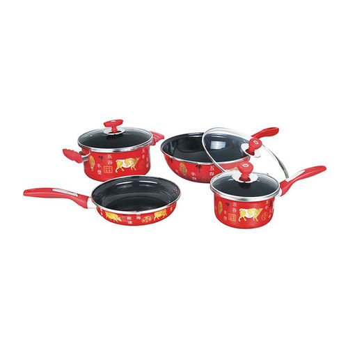 Enamel Cookware Set-ECS-002