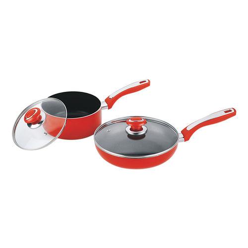 Aluminum Cookware(Non-stick colour series set)-ANCS-4CS-F_1
