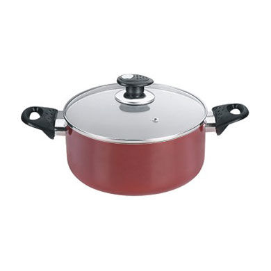 Aluminum Cookware(Non-stick Popular series)-ANC-(20-36)PS-(20-36)CM