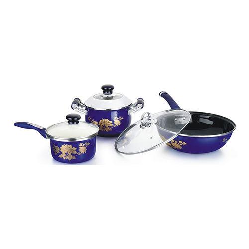 Enamel Cookware Set-ECS-003