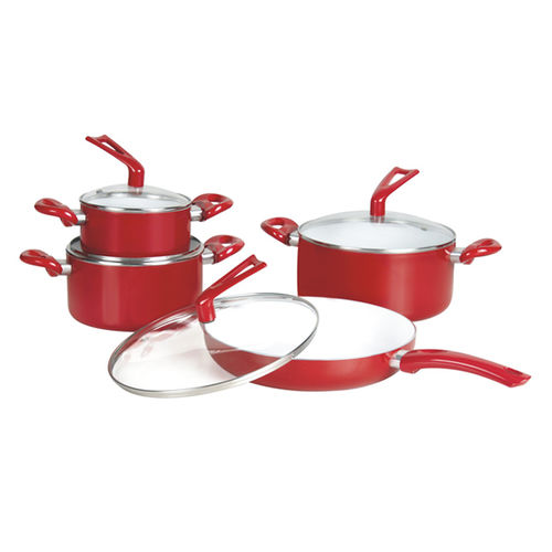 Aluminum Cookware(Ceramic and Non-Stick)-ACS-8S01