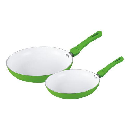 Aluminum Cookware(Ceramic Fry Pan set)-ACCS-2FS