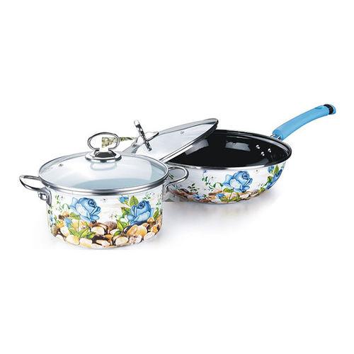 Enamel Cookware Set-ECS-009