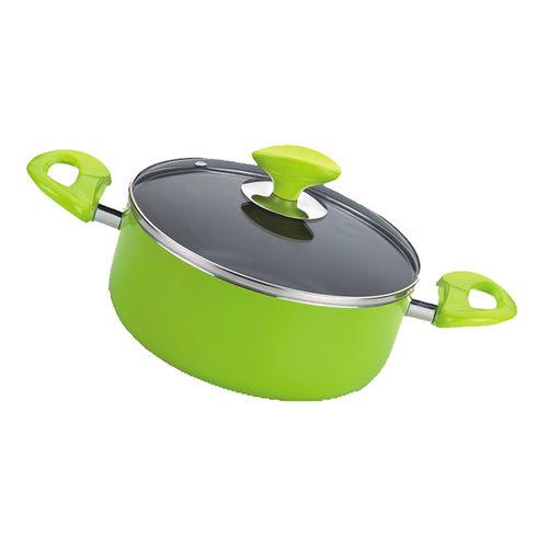 Aluminum Cookware(Non-stick colour series)-ANC-26CS