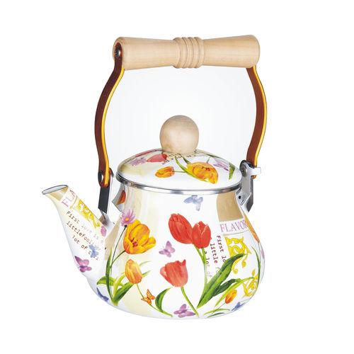 Enamel Tea Pot-ETP-001
