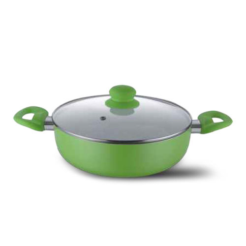 Pressed Series-Shallow Pot