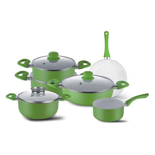 Pressed Series-Pressed Cookware Set