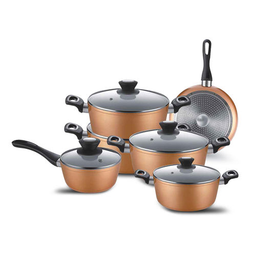 Forged Series-Forged Cookware Set
