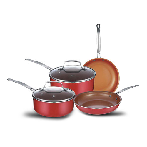 Pressed Series-Pressed Cookware Set