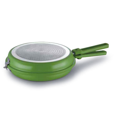 Pressed Series-Double Fry Pan