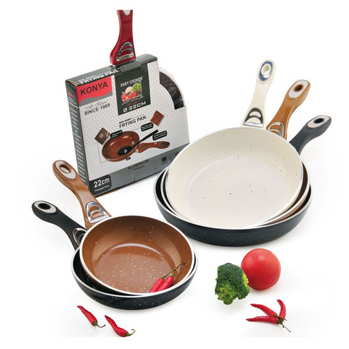 CERAMIC FRYING PAN-YT-A022