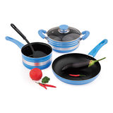 5PCS NON-STICK POT -YT-A038