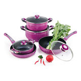 16PCS NON-STICK POT -YT-A009-1