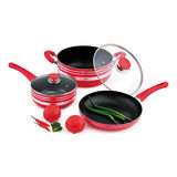 5PCS NON-STICK POT -YT-A037