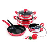 7PCS NON-STICK POT -YT-A040