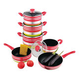 10PCS NON-STICK POT -YT-A035