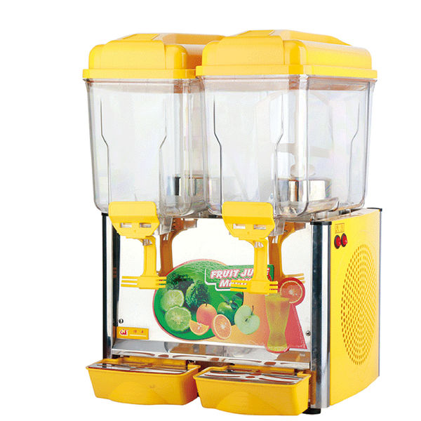Two Tanks Juice Dispenser