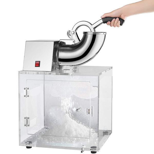 Acrylic Snow Cone Machine