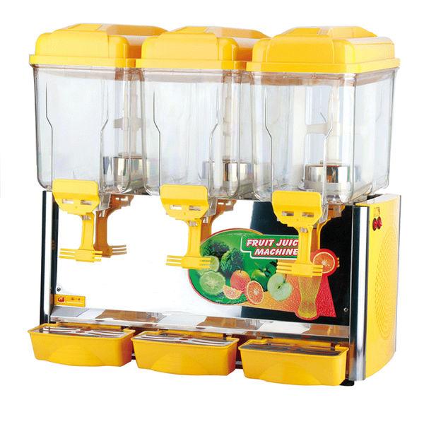 Three Tanks Juice Dispenser