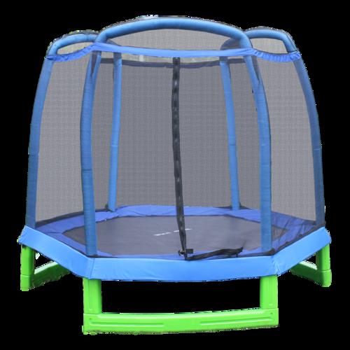 Big Trampoline TX-B7116(7FT)-Big Trampoline TX-B7116