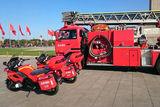 Beijing 119 Firemotorcycle