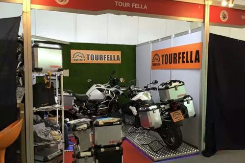2015 Thai Moto Show