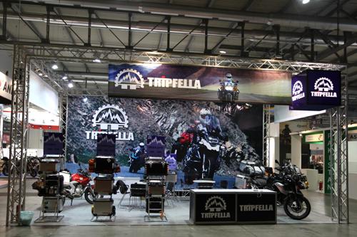 Tourfella & Tripfella 2015 EICMA