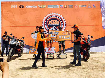 2017  ADV motocross at yinchuan, ningxia