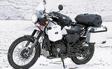 Aluminum Pannier Case for Royal Enfield Motorcycle