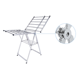 Patent telescopic Clothes Drying Rack XC-702 -