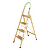 Golden Aluminium Ladder XC-6254 -