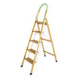 Golden Aluminum Ladder XC-6255 -