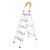 5 steps Aluminium Step Ladder XC-6205-