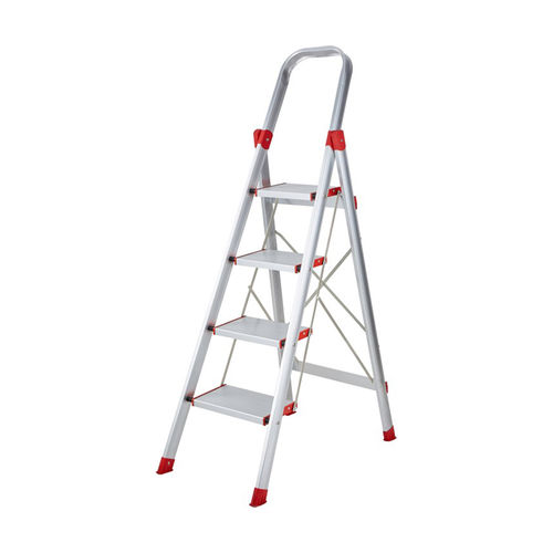 Luxe step aluminum ladder XC-MB604-