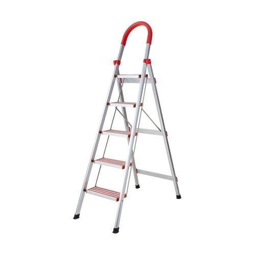 Anti-slip aluminum ladder XC-6215-