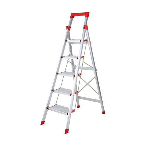 Luxe step aluminum ladder XC-TB605-