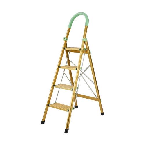 Aluminum D type local gold ladder XC-6254-