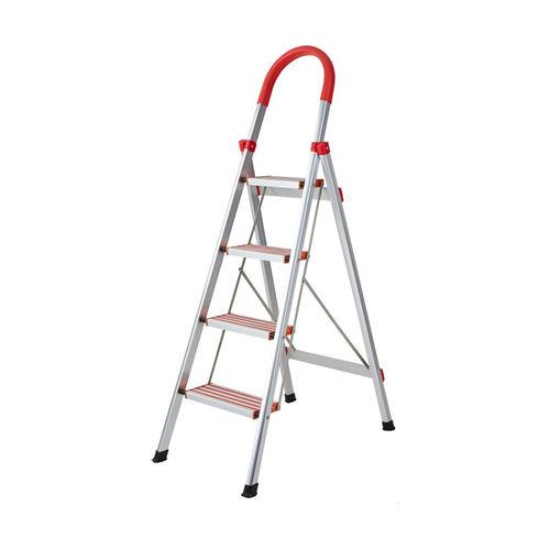 Anti-slip aluminum ladder XC-6214-