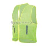 Mesh reflective vest -WK-M005