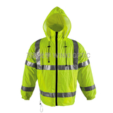 Reflective raincoat -WK-R004