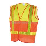 Mesh reflective vest -WK-M030