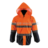 Reflective raincoat -WK-R005