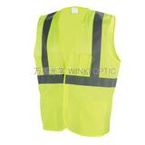 Mesh reflective vest -WK-M021