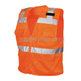 Mesh reflective vest -WK-M013
